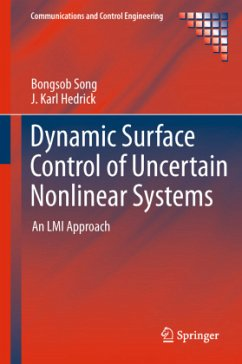 Dynamic Surface Control of Uncertain Nonlinear Systems - Song, Bongsob; Hedrick, J. Karl