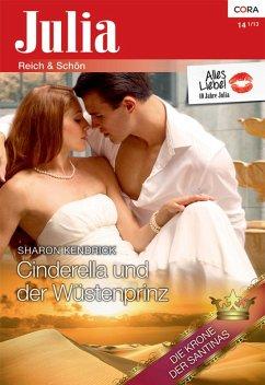 Cinderella und der Wüstenprinz (eBook, ePUB) - Kendrick, Sharon