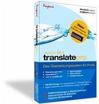 translate pro 12.1 Deutsch-Französisch