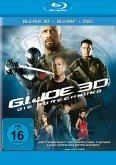 G.I. Joe - Die Abrechnung (Blu-ray 3D, + Blu-ray 2D, + DVD)
