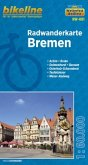 Bikeline Radwanderkarte Bremen