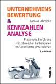 Unternehmensbewertung & Kennzahlenanalyse (eBook, ePUB)