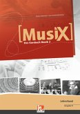 MusiX 2. Lehrerband. Allgemeine Ausgabe D. Das Kursbuch Musik 2. Klasse 7/8