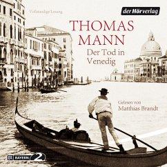 Der Tod in Venedig (MP3-Download) - Mann, Thomas