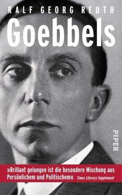 Goebbels (eBook, ePUB) - Reuth, Ralf Georg