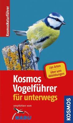 Kosmos-Vogelführer für unterwegs (eBook, ePUB) - Hecker, Katrin; Hecker, Frank