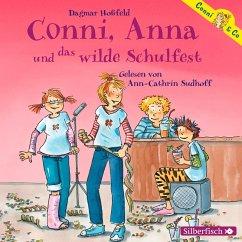Conni, Anna und das wilde Schulfest / Conni & Co Bd.4 (MP3-Download) - Hoßfeld, Dagmar