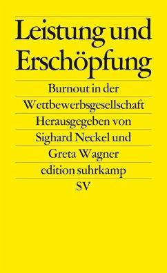 Leistung und Erschöpfung (eBook, ePUB)