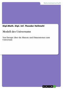 Modell des Universums (eBook, ePUB)