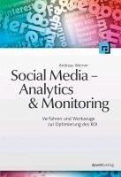 Social Media - Analytics & Monitoring (eBook, ePUB) - Werner, Andreas