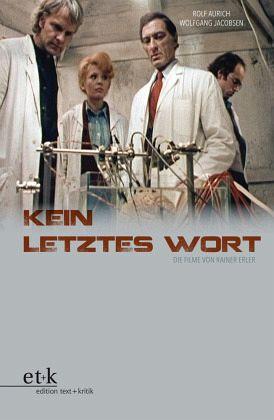 Kein letztes Wort - Aurich, Rolf; Jacobsen, Wolfgang