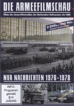 Die Armeefilmschau - NVA Nachrichten 1976-1978, 2 DVDs