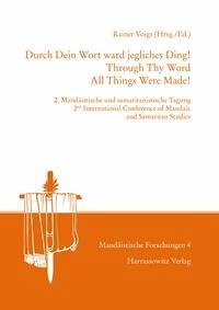 »Durch Dein Wort ward jegliches Ding!« / »Through Thy Word All Things Were Made!«