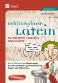 Lektürephase Latein: 10-Minuten-Training Grammatik