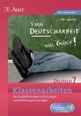 Klassenarbeiten Deutsch 7
