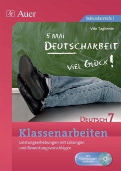 Klassenarbeiten Deutsch 7 - Tagliente, Vito