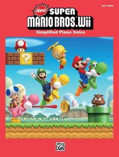 New Super Mario Bros. Wii, Klavier - Kondo, Koji; Nagata, Kenta; Fujii, Shiho; Nagamatsu, Ryu