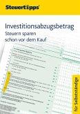 Investitionsabzugsbetrag (eBook, ePUB)