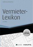Vermieter-Lexikon -mit Arbeitshilfen online (eBook, ePUB)