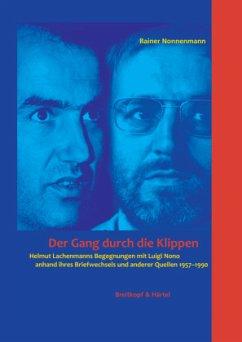 Der Gang durch die Klippen - Nonnenmann, Rainer