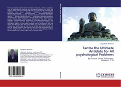 Tantra the Ultimate Antidote for All psychological Problems - Krishnan, Jagadeesh