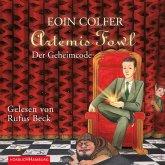 Der Geheimcode / Artemis Fowl Bd.3 (MP3-Download)