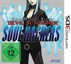 Devil Summoner: Soul Hackers (Nintendo 3DS)