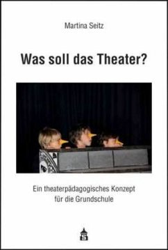 Was soll das Theater?
