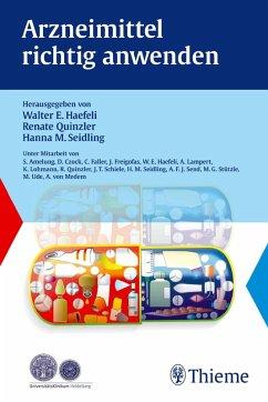 Arzneimittel richtig anwenden (eBook, PDF)