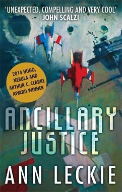 Ancillary Justice - Leckie, Anne
