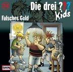 Falsches Gold / Die drei Fragezeichen-Kids Bd.34 (1 Audio-CD)