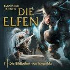 Die Bibliothek von Iskendria / Die Elfen Bd.7 (1 Audio-CD)