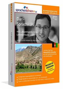 Dari-Express-Sprachkurs, CD-ROM m. MP3-Audio-CD