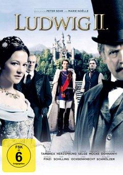 Ludwig II. (DVD) - Sabin Tambrea,Hannah Herzsprung,Sebastian...