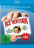 Ace Ventura - Ein tierischer Held / Jetzt wird's wild (2 Discs)