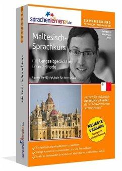 Maltesisch-Expresskurs, PC CD-ROM m. MP3-Audio-CD