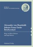 Alexander von Humboldt / Johann Franz Encke, Briefwechsel