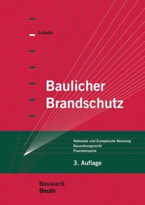 Baulicher brandschutz frankfurt
