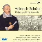 Kleine Geistliche Konzerte Vol.1 (Schütz Vol.7)