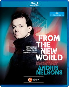 From The New World - Nelsons,Andris/Br So