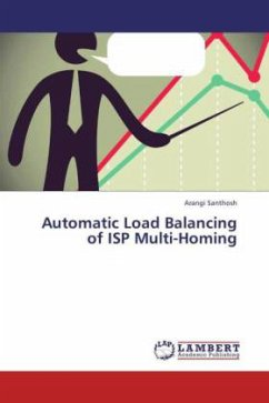 Automatic Load Balancing of ISP Multi-Homing