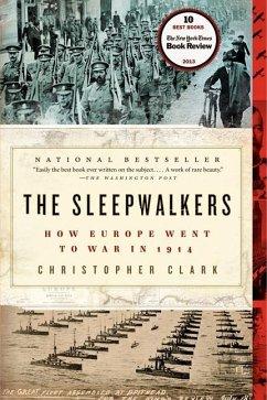 The Sleepwalkers - Clark, Christopher