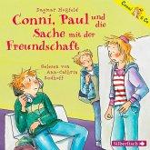 Conni, Paul und die Sache mit der Freundschaft / Conni & Co Bd.8 (MP3-Download)