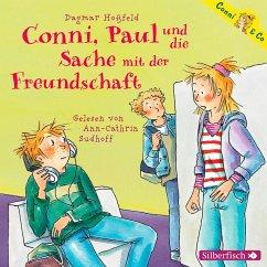 Conni, Paul und die Sache mit der Freundschaft / Conni & Co Bd.8 (MP3-Download) - Hoßfeld, Dagmar