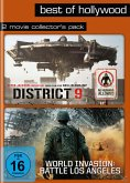 Best of Hollywood - 2 Movie Collector's Pack: District 9 / World Invasion:Battle L. A. (2 Discs)