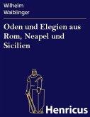 Oden und Elegien aus Rom, Neapel und Sicilien (eBook, ePUB)