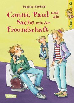 Conni, Paul und die Sache mit der Freundschaft / Conni & Co Bd.8 (eBook, ePUB) - Hoßfeld, Dagmar