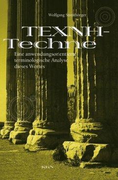 TEXNH - Techne - Streitbörger, Wolfgang