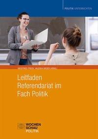 Leitfaden Referendariat im Fach Politik