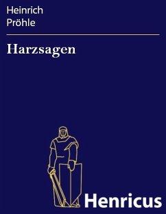 Harzsagen (eBook, ePUB) - Pröhle, Heinrich